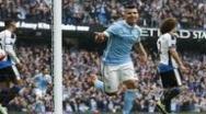 Kun Aguero stabileste un record istoric in Premier League