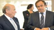 Cutremur în fotbal. Michel Platini şi Joseph Blatter au fost suspendaţi de FIFA