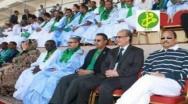 Poveste senzaţională. Preşedintele Mauritaniei s-a plictisit la Supercupă, iar meciul s-a încheiat în minutul 63
