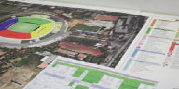 Inspectie UEFA in Bucuresti: Cum stam cu pregatirea meciurilor de la Euro 2020