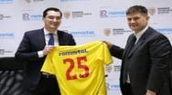 Nationala de fotbal a Romaniei are un nou sponsor: Cati bani va primi FRF