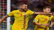 Prima reactie a lui George Puscas, dupa meciul in care a adus cele trei puncte Romaniei cu Malta