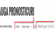 Anunt: Concursul Pronosport
