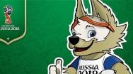 A fost aleasa mascota Cupei Mondiale din 2018 - un lup pe nume Zabivaka